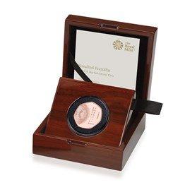 Rosalind Franklin 50p coin